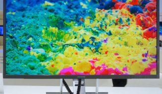 Samsung UHD 4K Monitor